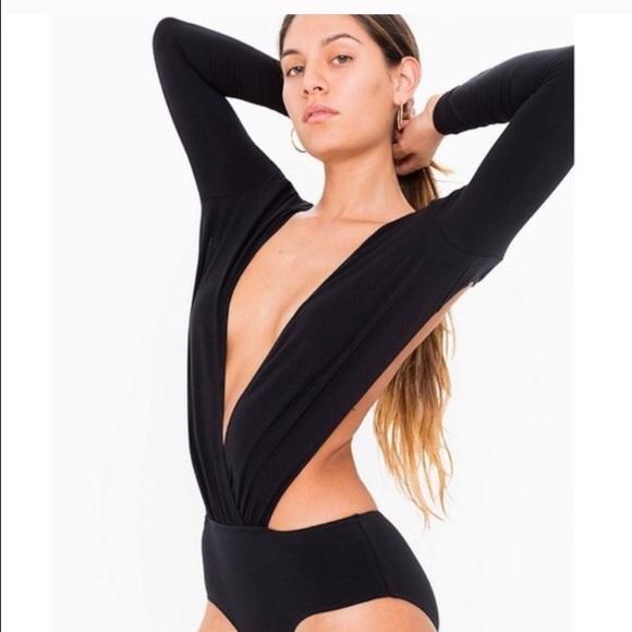 044121cbf802 American Apparel Tops - American Apparel Venus Bodysuit