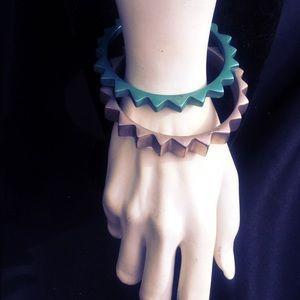Jewelry - Beautiful lightweight gear bracelets