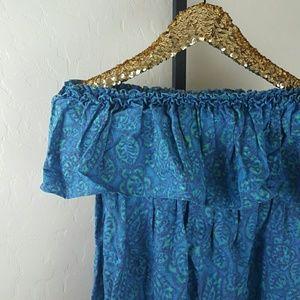 Moda International Dresses & Skirts - Strapless Maxi dress