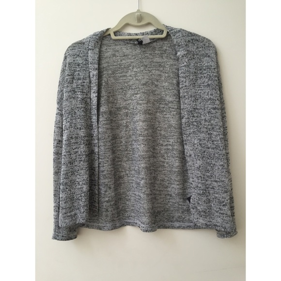 44% off Divided Sweaters - Heather Grey Cardigan from Lyla's ...
