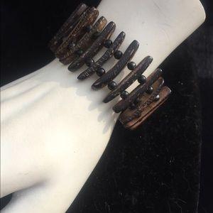 Jewelry - Brown boho bracelet