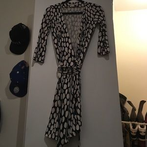 Beautiful Diane von Furstenberg  Wrap Dress