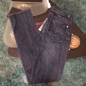 7 for all Mankind - 👀SALE🍃SEVEN Jeans(capris)🍃 from 🍃💜alice's ...