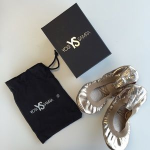 Yosi Samra Shoes - 12/20 PM PICK 🎉 New Yosi Samra Flats in Bronze