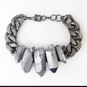Adia Kibur Jewelry - Brand new. Wear in all seasons. All natural stone.