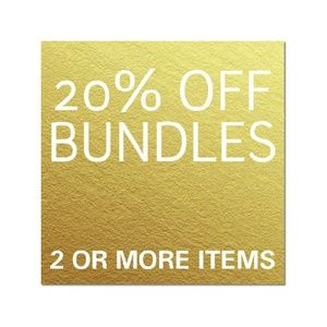 Other - BUNDLE & SAVE 20% OFF 2+ ITEMS