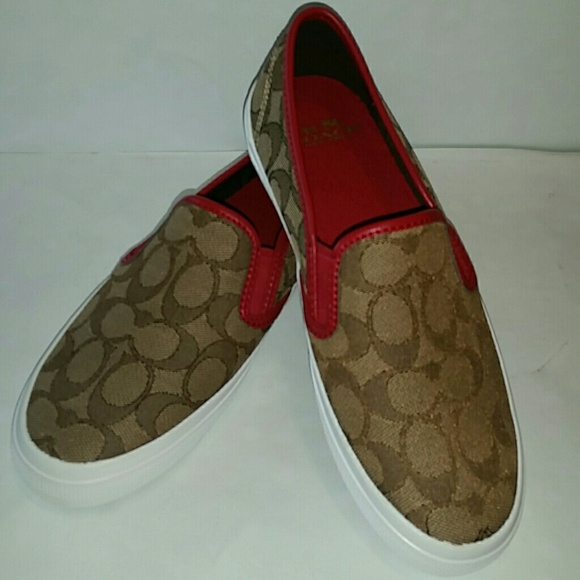 6fe4055d4b Coach Shoes | Chrissy Sneakers | Poshmark