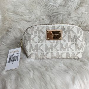 Michael Kors Cosmetic Makeup Travel Case