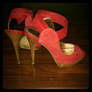 Bakers Shoes - Beautiful heals size 6.5 woman