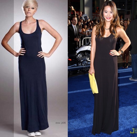 60% off Daftbird Dresses &amp- Skirts - Daftbird maxi dress in black ...