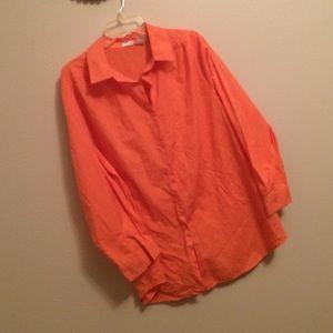 Tops - Roamans button down shirt