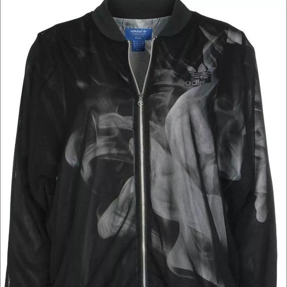 Adidas giacche & cappotti rita o giubbotto di fumo le medie
