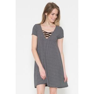 Dresses & Skirts - 1 HOUR SALE!! Criss Cross Dress