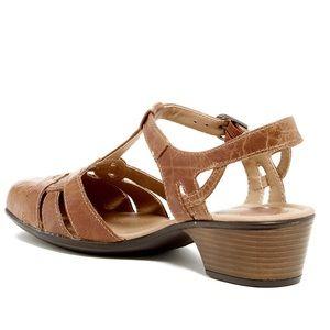 38f4db21575 Romika Barbados Ankle Strap Pump NWT