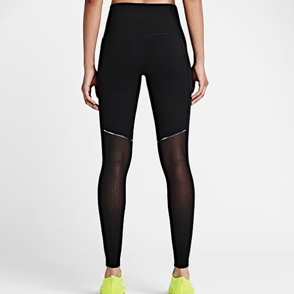 38193e35ac8948 Nike Pants | Womens Sculpt Tights Mesh | Poshmark