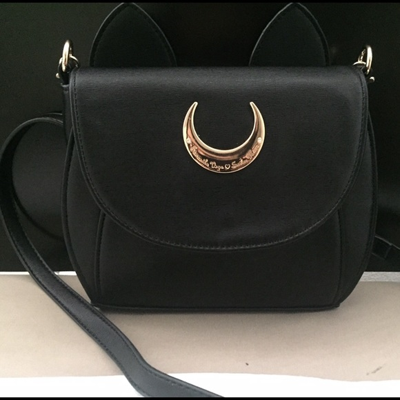 63b893c2b1d6ef Samantha Vega Bags | 1 Hour Sale Luna Bag Sailor Moon | Poshmark