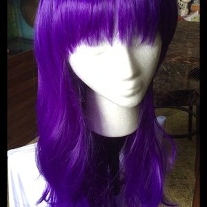 Accessories - Beautiful Long Soft Purple Wig ❤️