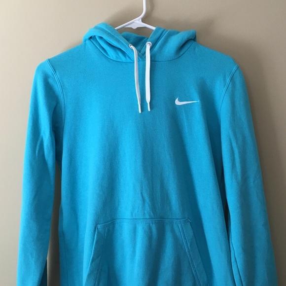 d231baed0027 Light Blue Nike Hoodie. M 57068135b4188ead5b030114