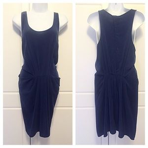 Thakoon Dresses & Skirts - Thakoon Blue Silk Gathered Dress