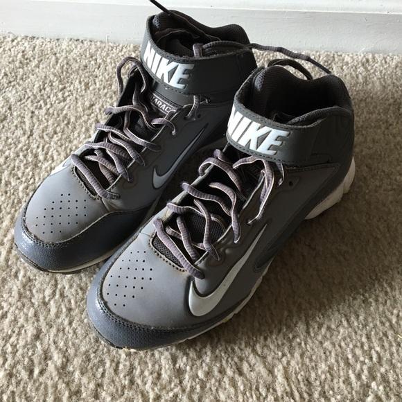 Youth boys Nike baseball cleats