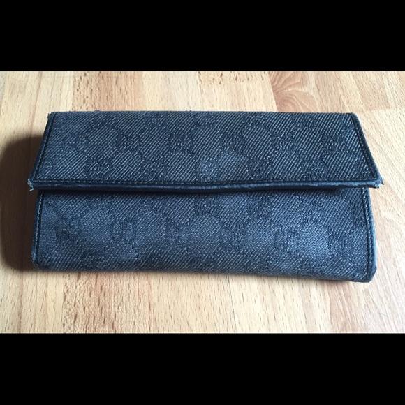 1ea354e3bfad Gucci Bags | Gg Canvas Continental Wallet | Poshmark
