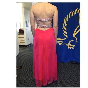 La Femme Dresses & Skirts - 💃🏼 make offer!! La Femme Prom dress size 6