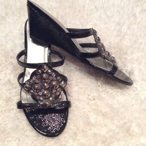 Naturalizer Shoes - 🌹HP Naturalizer Women's Black Wedge Size 7.5M