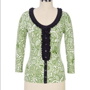 "Anthro ""Forest Whimsey Cardigan"""