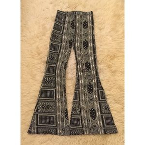 Pants - 🌚What The Bell Pants - Bandana Print