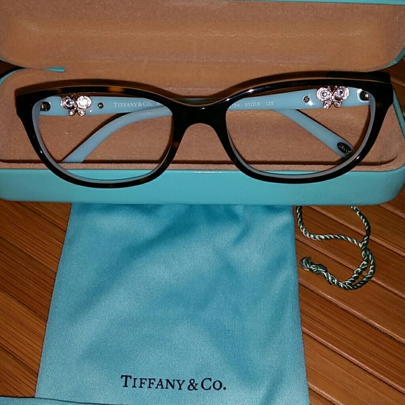 88b28ce1376 TODAY ONLY Tiffany   Co. frames glasses. M 5706a43ba88e7dd4390337df