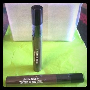 Other - City Color Tinted Brow Gel