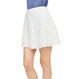 Club Monaco Dresses & Skirts - Club Monaco Flower Skirt