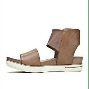 5520dbb9e3f Eileen Fisher Shoes - Eileen Fisher Spree sandals in taupe.