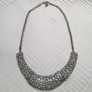 Francesca's Collections Jewelry - Short sparkly statement necklace