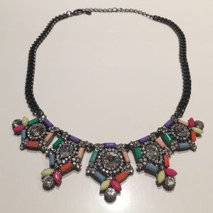 Francesca's Collections Jewelry - Colorful and sparky statement necklace