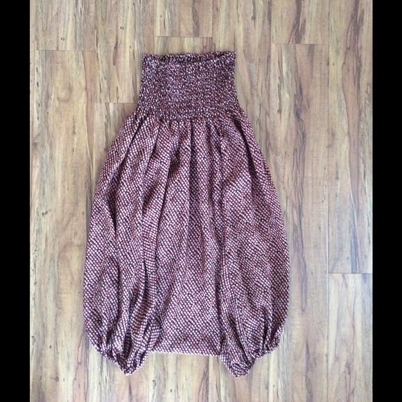 ed922ddfbb32 Anthropologie Dresses | Pinkerton Silk Romper | Poshmark
