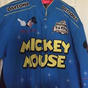 DAYTONA 500 MICKEY MOUSE JACKET NASCAR