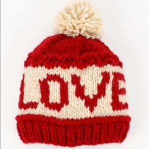 Peggy LOVE Knitted Hat