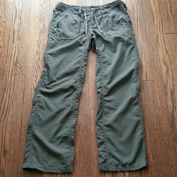 c7c2907335e9a The North Face Pants   Northface Aphrodite Drawstring   Poshmark