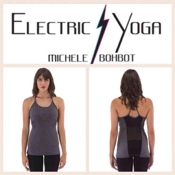 NEW! Electric Yoga 'Om' Tank