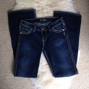 Silver Jeans Frances 22 - Jon Jean