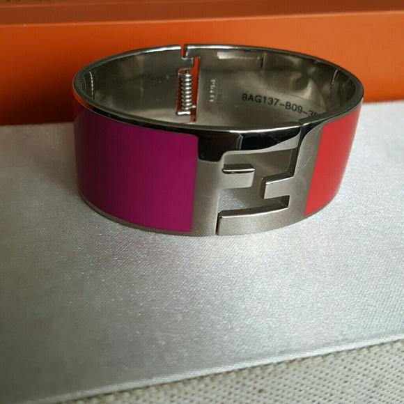 855d877fdee FENDI Jewelry - Authentic Fendi Cuff Bracelet