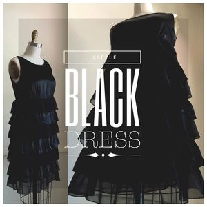 • Dorothy Perkins Black Dress •
