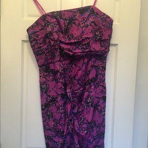 Bcbgeneration strapless dress