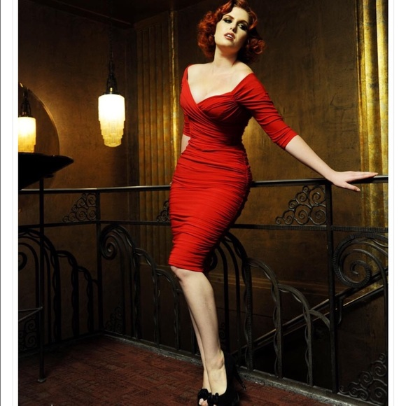 Pin Up Girl Clothing Dresses Pinupgirlclothing Monica Dress Plus