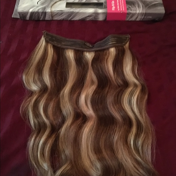 90 off beyond the beauty accessories she by beyond the beauty she by beyond the beauty halo hair extension pmusecretfo Choice Image