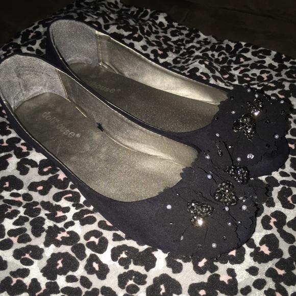 Louis Vuitton Sequin Ladies Shoes