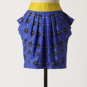 Anthropologie Odille skirt