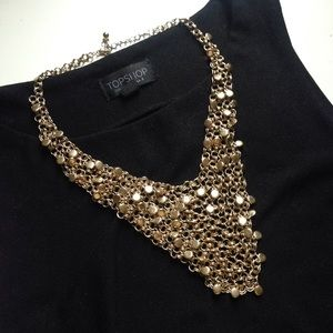 Jewelry - 🌟🆕🌟Gold statement necklace