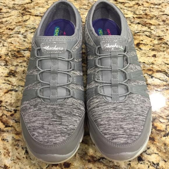 Skechers Air Cooled Memory Foam Shoes